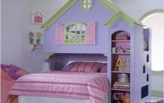 Κρεβάτι σπίτι