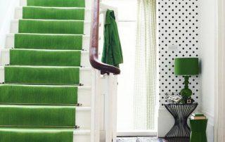 Green stairs seaofatlas