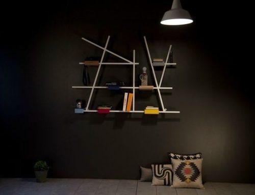Διακοσμήστε τους τοίχους σας με επιτοίχια ράφια