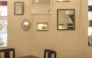 διακόσμηση με καθρέπτες