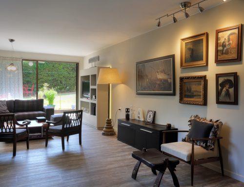 Ολική ανακαίνιση κατοικίας στη Φιλοθέη