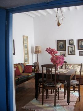παραδοσιακό ύφος σαλόνι