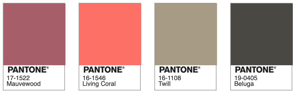 pantone combinations